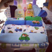 Baby Shower Gift Ideas: Baby Shower Gift Baskets Diy