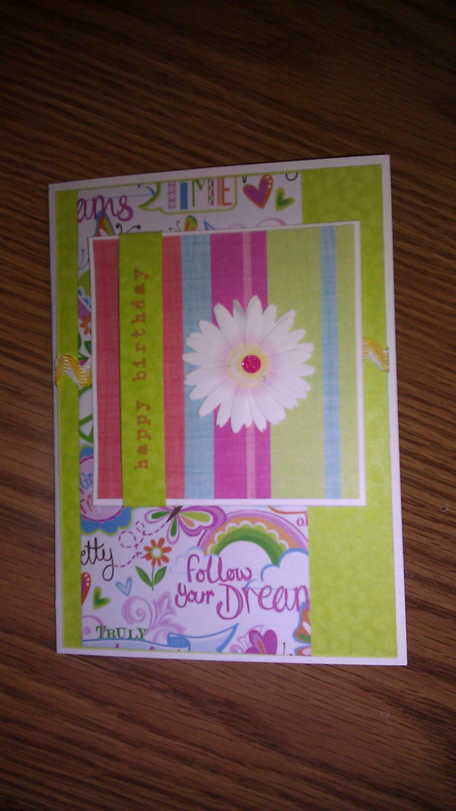 Teenage Girl Birthday Cards