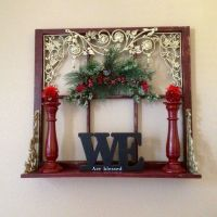 Old window decor. | DIY home | Pinterest