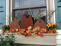 Fall window box | Decorating | Pinterest