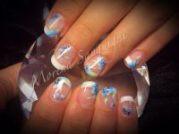 Pin by Morenas Nailsandbeauty on Nails by me | Pinterest
