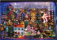 Christmas Window Display | Window display ideas | Pinterest