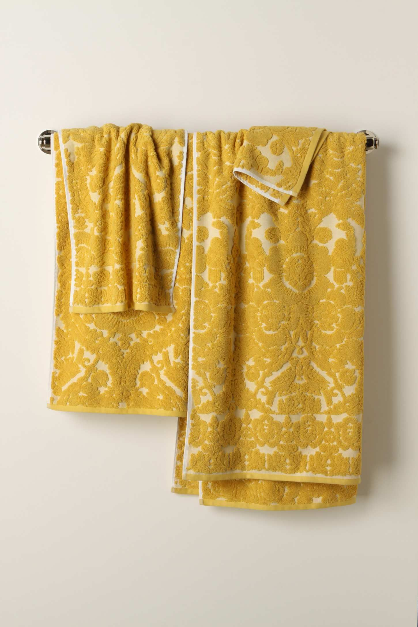 Yellow Towels Yellow Bathroom Towels Why Not Home Sweet Home Pinterest