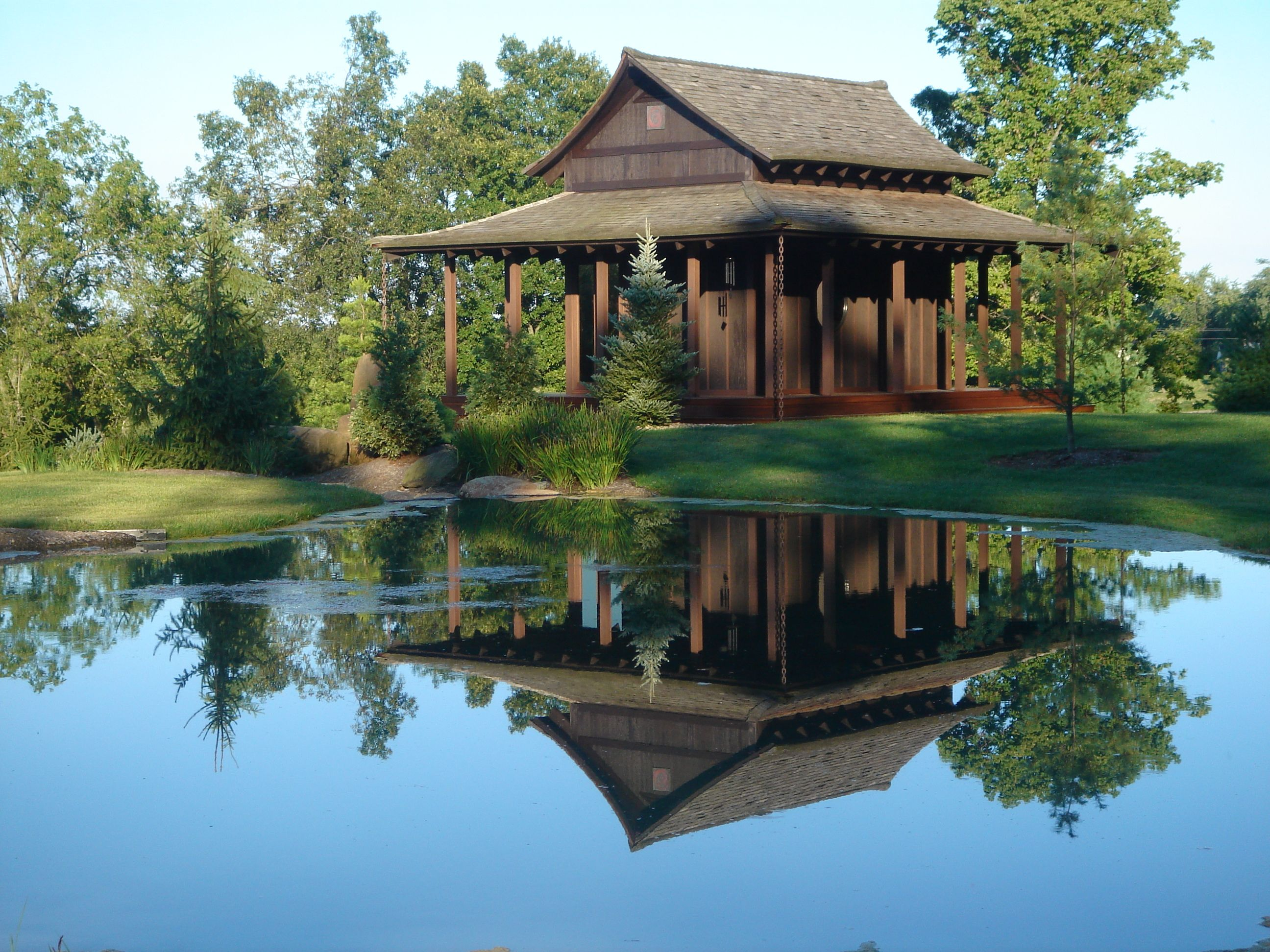 Home Japanese Garden Japanese Tea House | Home: Japanese Homes, Temples