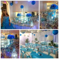 Sweet 15 setup | Party Decoration Ideas | Pinterest