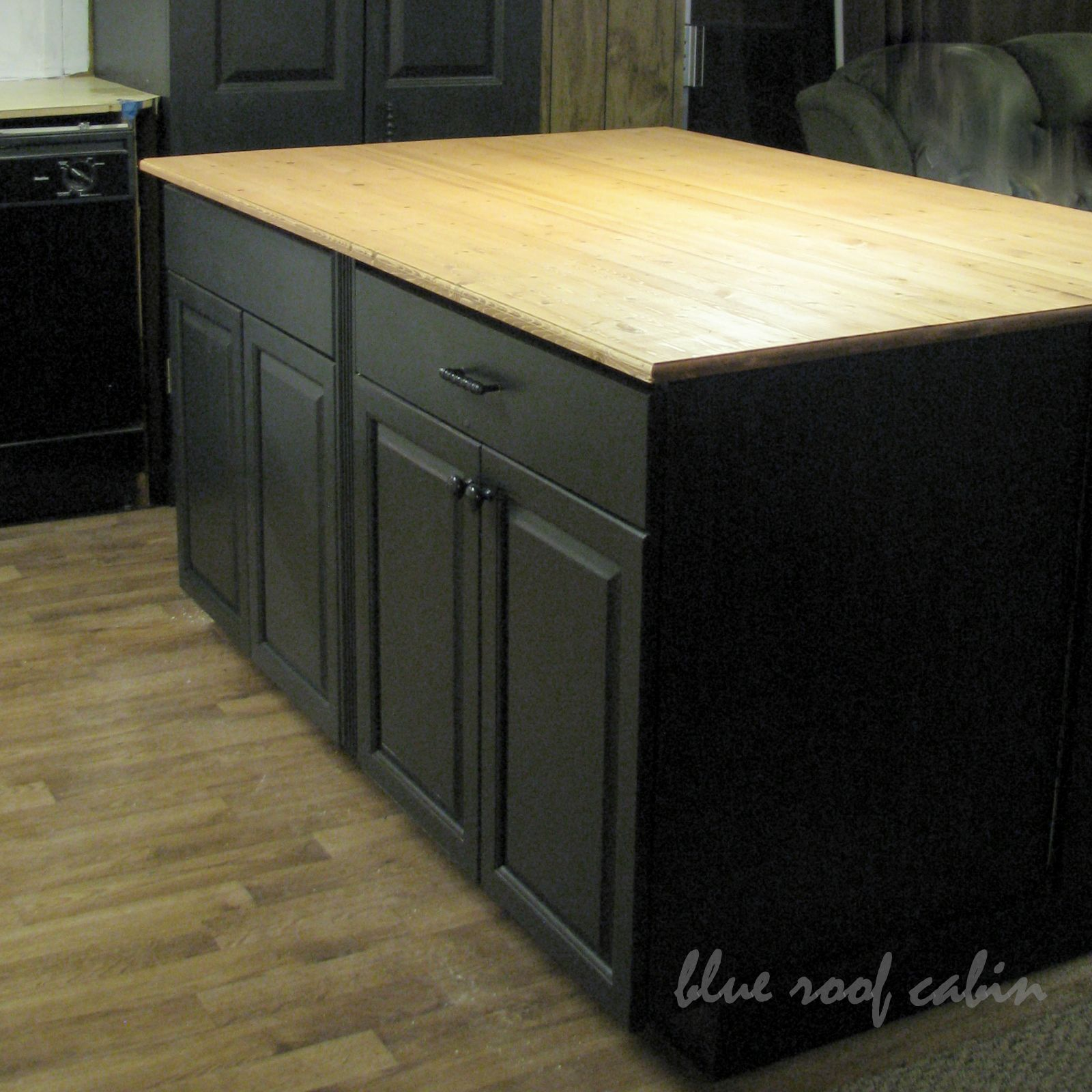 Building A Kitchen Island With Ikea Cabinets How To Build A Kitchen Island | Woodworking Ideas | Pinterest