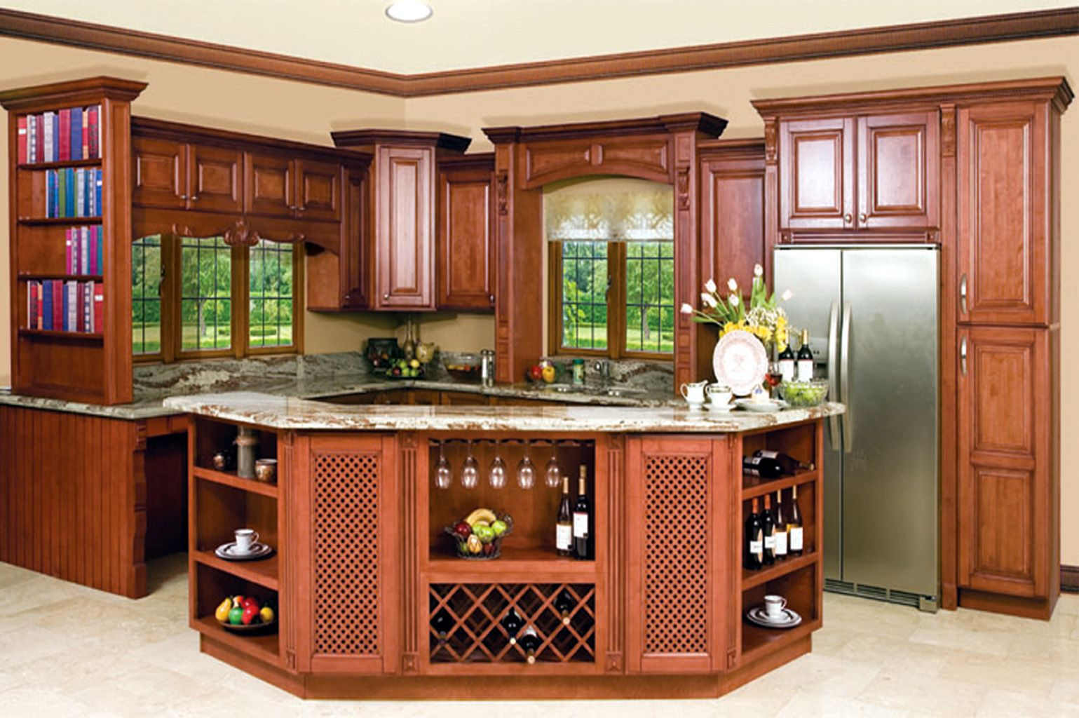 Kitchen Cabinets Warehouse Fairfield Nj North America Maple Mocha Glaze Color Kitchen Cabinets