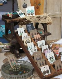 earring display | Display Inspiration | Pinterest