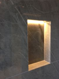 Recessed Shower Lighting | home, bathrooms | Pinterest