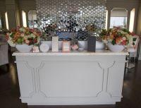 Blushington's front desk | Salon | Pinterest
