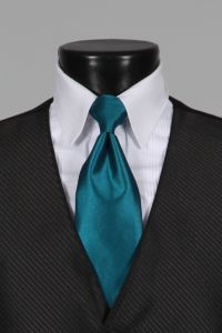 teal tie | Wedding | Pinterest