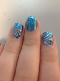 Back gt; Pix For gt; Cute Line Nail Designs - Nail Art ...