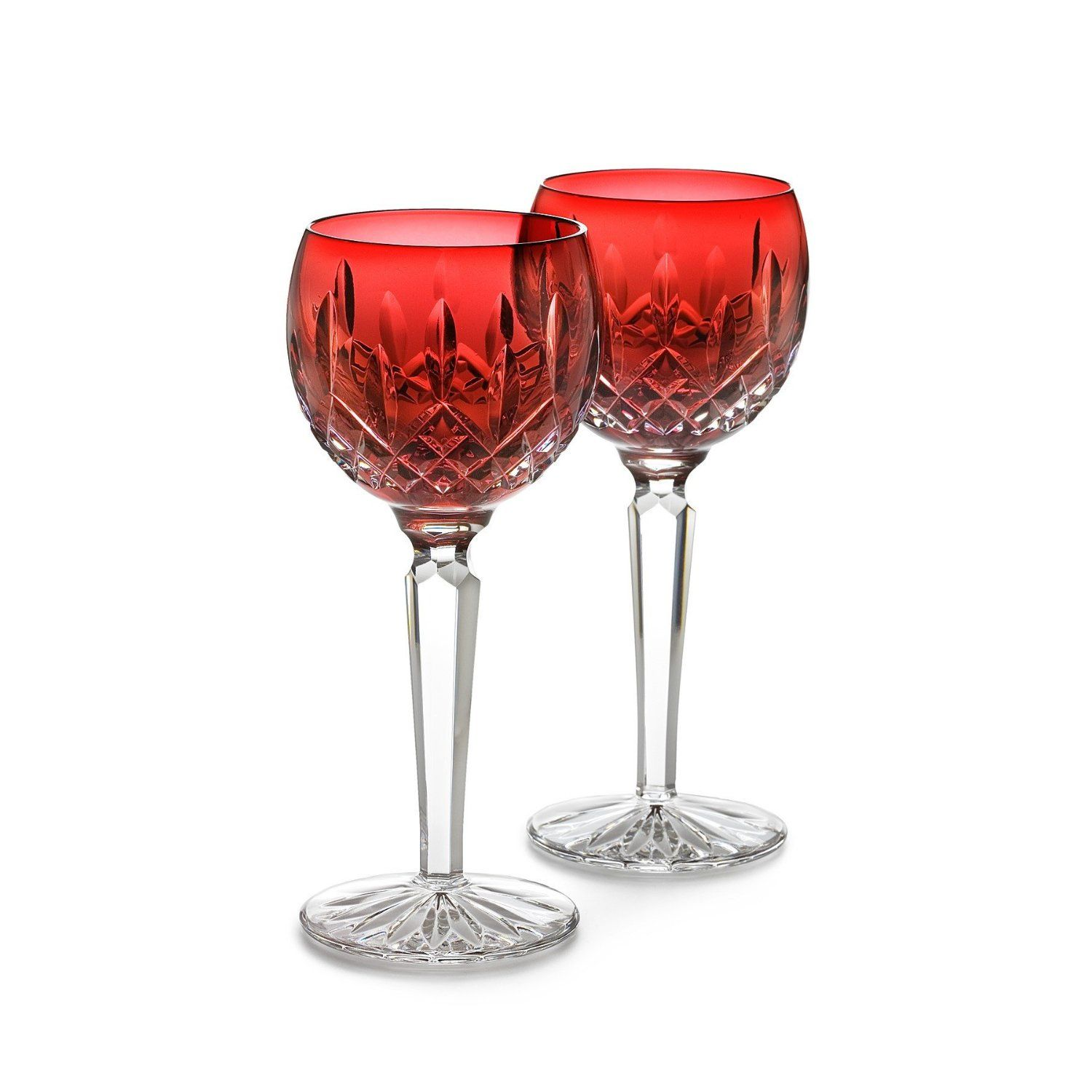 Crystal Stemware Wine Glasses Waterford Crystal Christmas Goblets Crystal Pinterest