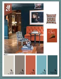 Living room colors | Color Palettes | Pinterest