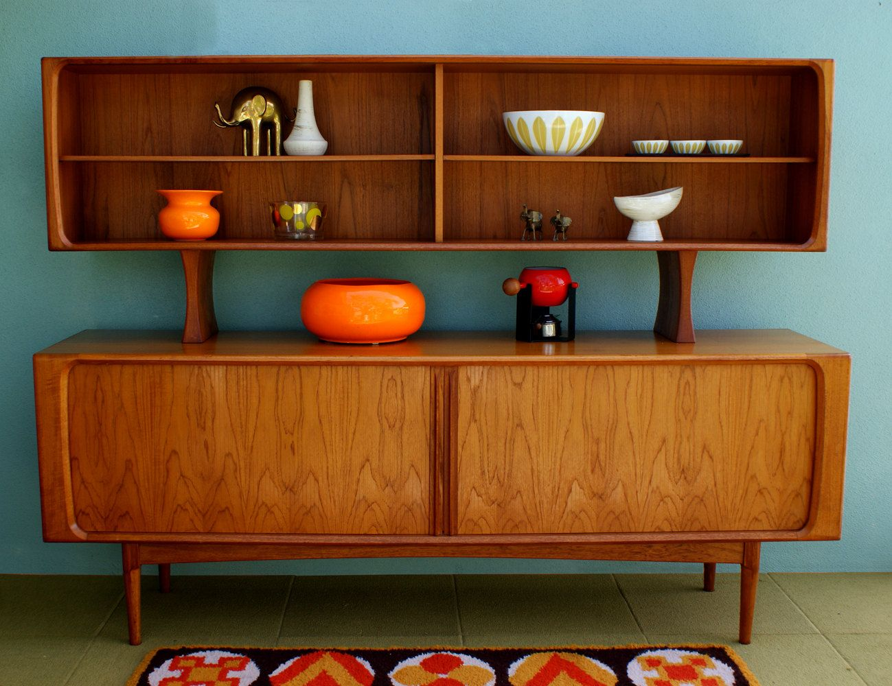 Sideboard Retro Love This Sideboard With Added Hutch Retro Mid Century