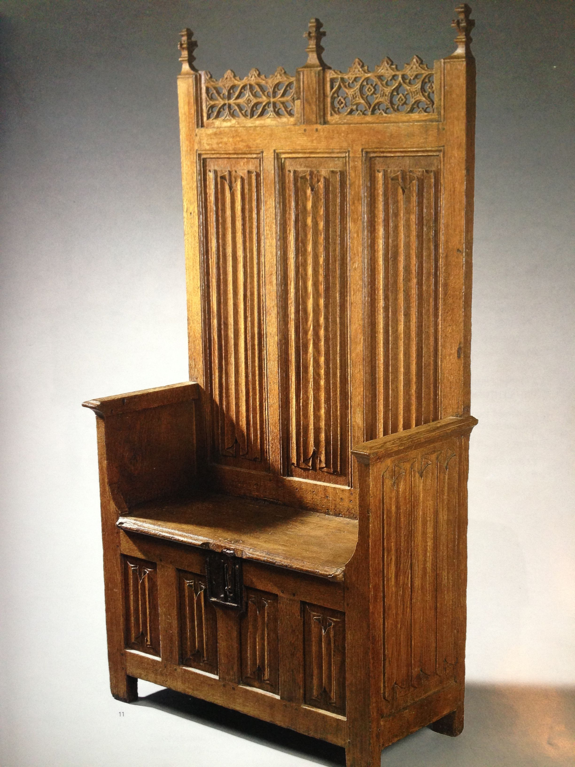 Chaise Medieval Gothic Throne Chair For The Home Pinterest