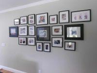 Photo Frame ideas | Hallway | Pinterest