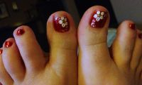 fall toenail designs 2013 cute nail designs toes 2017 2018 ...