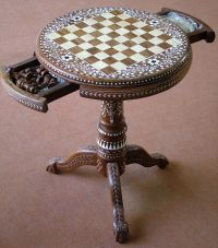 Chess table | The Games