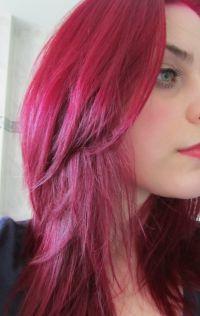 magenta hair my magenta hair color hair inspirations pinterest