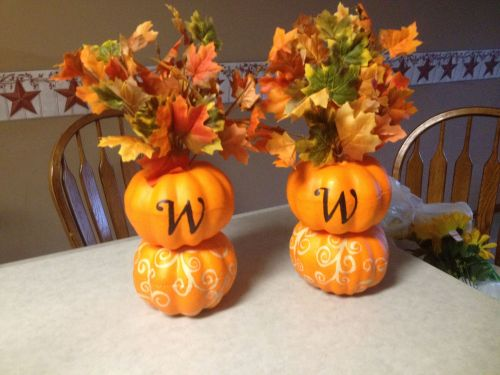 Dollar Tree Fall Decorations Halloween Craft Ideas Pinterest