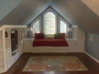 Bonus room possible window idea | Our new house | Pinterest