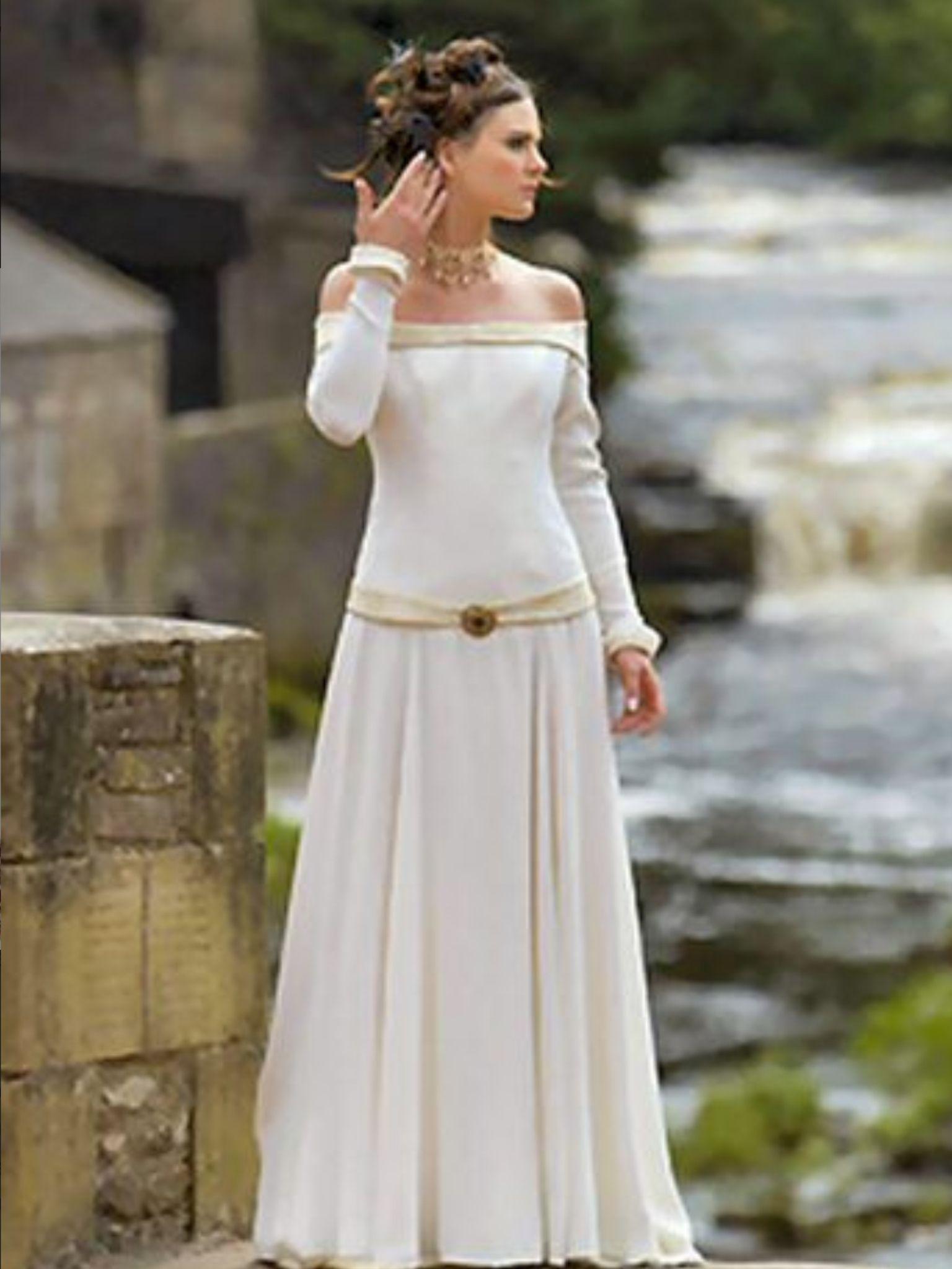 medieval irish wedding dresses irish wedding dress Medieval Irish Wedding Dresses