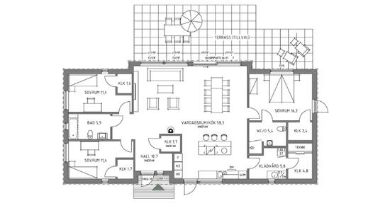 122 best floor plans images on Pinterest Home plans, Small - plan 3 k che