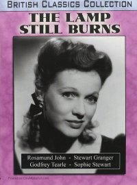 The Lamp Still Burns British movie cover