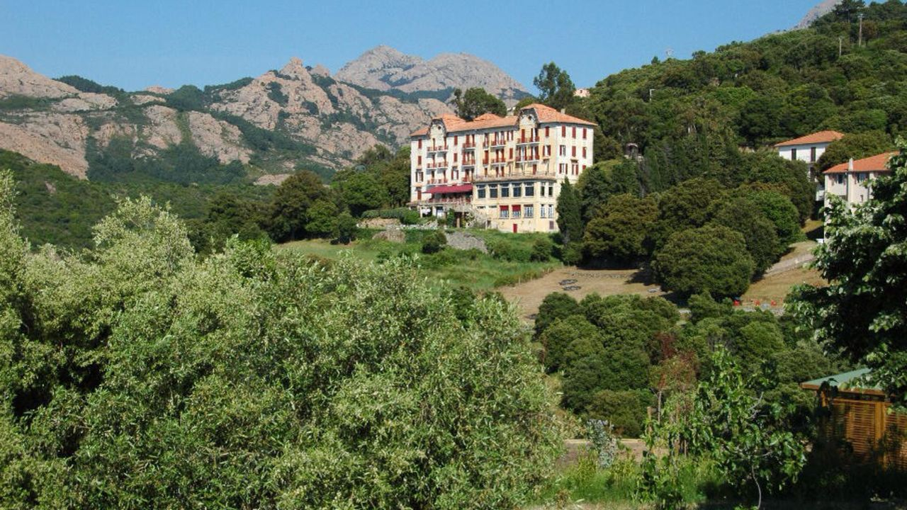 Hotel Roche Rouge Hotel Les Roches Rouges Porto Holidaycheck Korsika Frankreich