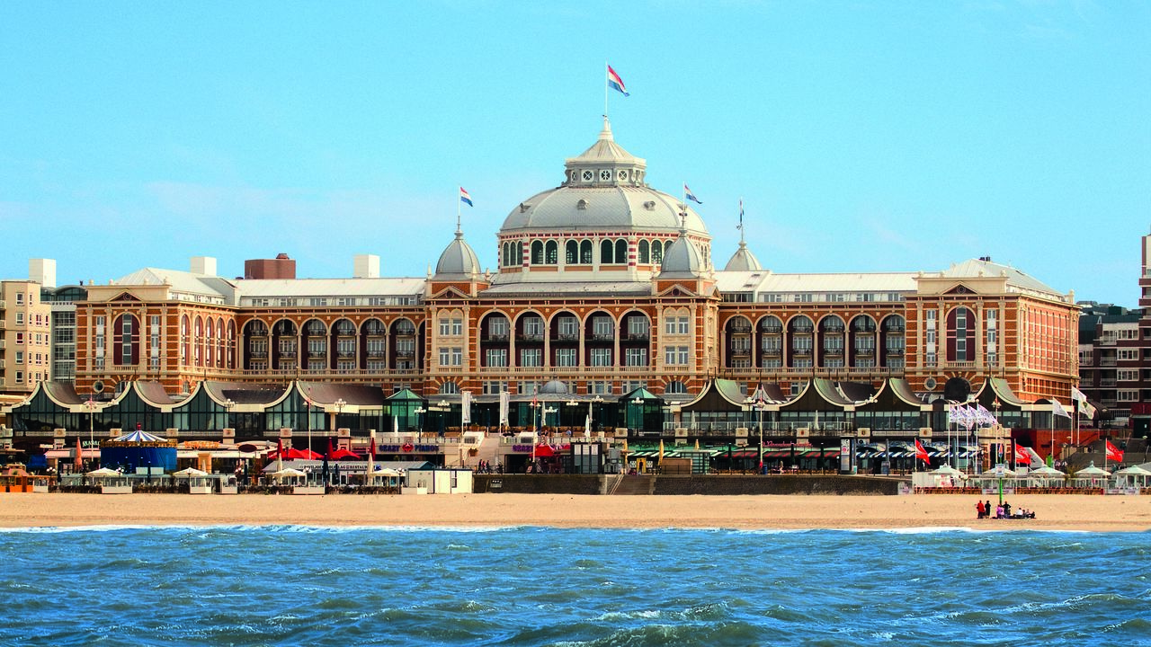 Scheveningen Beach Restaurants Grand Hotel Amrâth Kurhaus The Hague Scheveningen Den Haag