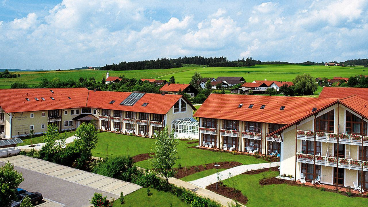 Wellness Bad Birnbach Churfürstenhof Wellnesshotel Bad Birnbach Holidaycheck Bayern