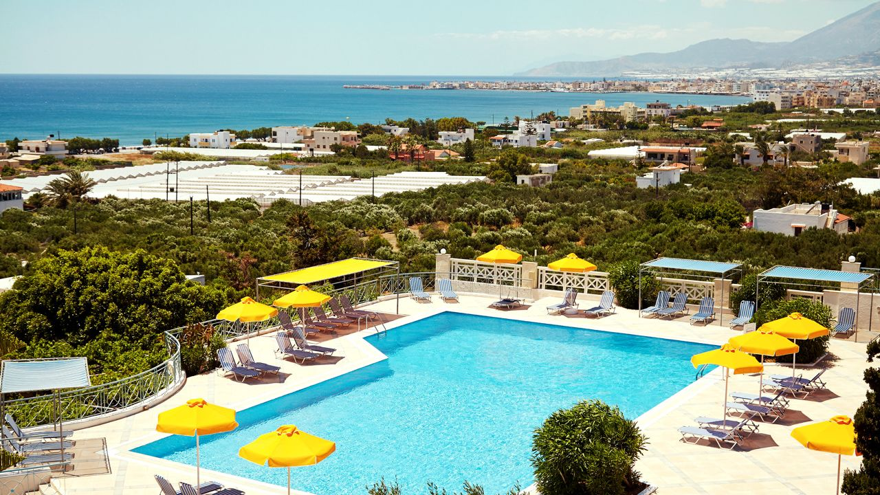 Pool Im Garten Forum Smartline Arion Palace Hotel Adults Only Ierapetra