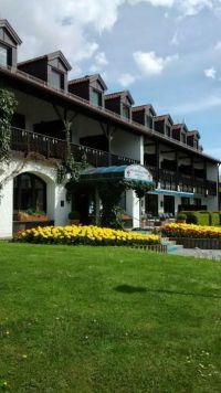 """""""Hotelvorderseite"""" Hotel Drei Quellen Therme (Bad ..."""