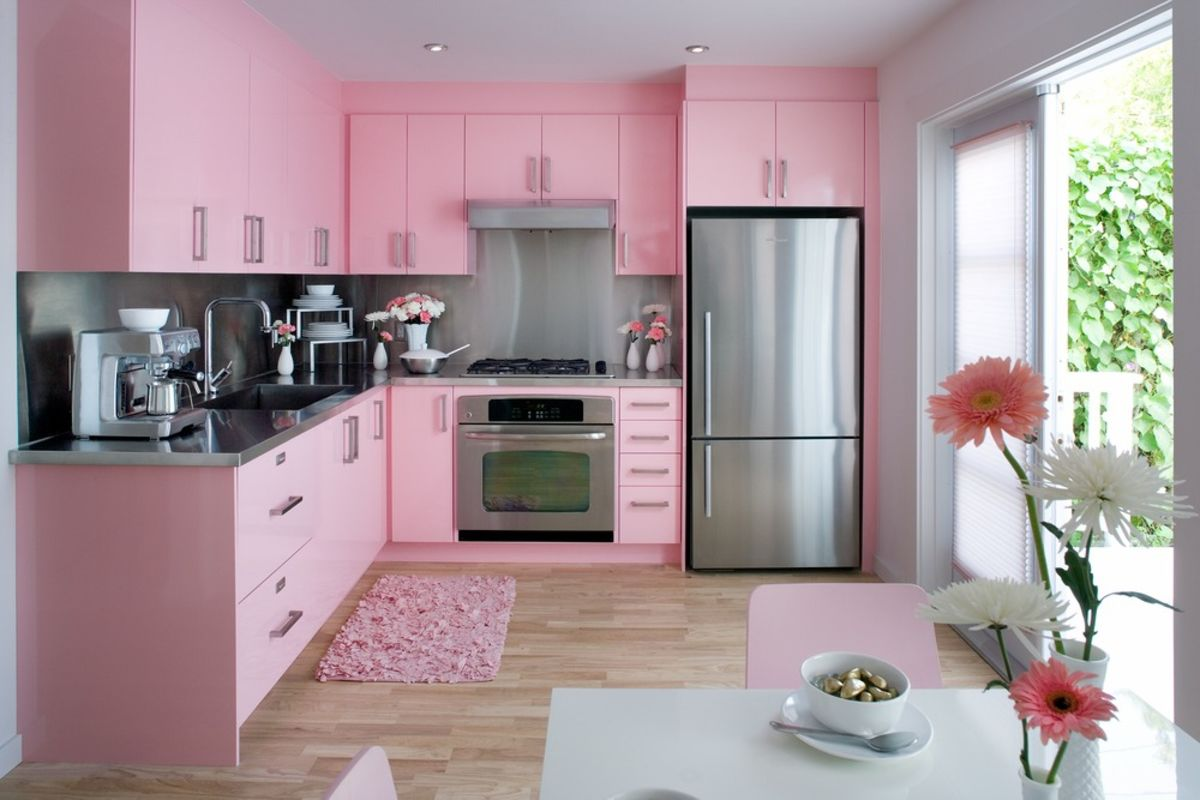 Pastel Pink Kitchen Accessories Pink Kitchen Utensil Sets A Listly List