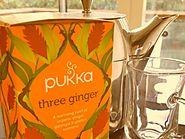 Pukka tea three ginger review: a natural miracle cure for digestion - Buff Banana