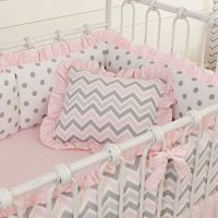 Best Chevron Baby Bedding Sets