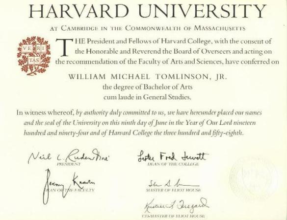 harvard extension school resume sample
