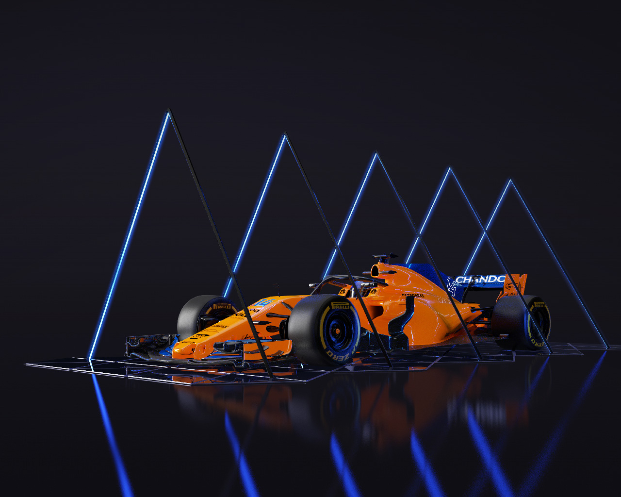 Iphone X Official Wallpaper Hd Mclaren Formula 1 Official Website
