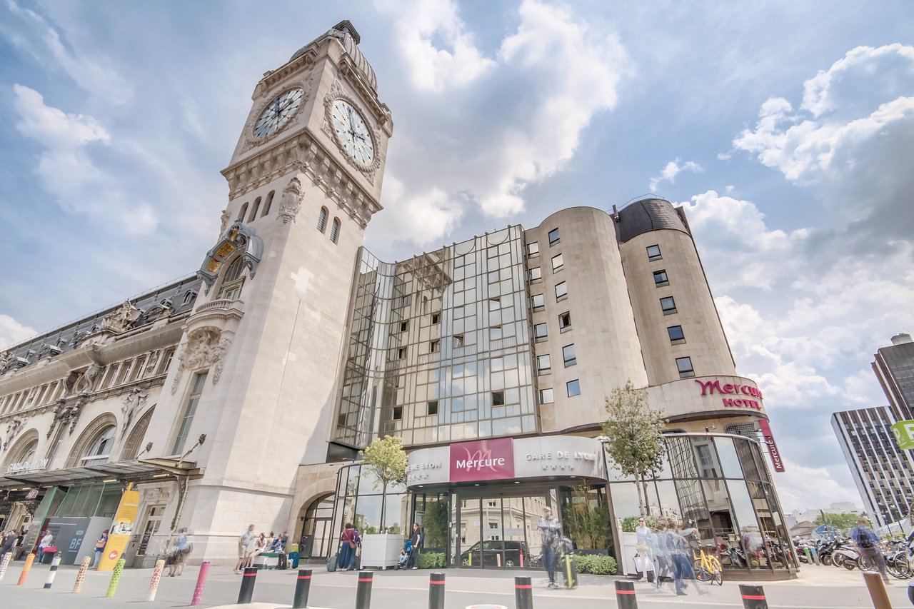 Gare De Paris Mercure Paris Gare De Lyon Tgv 162 227 Updated 2019