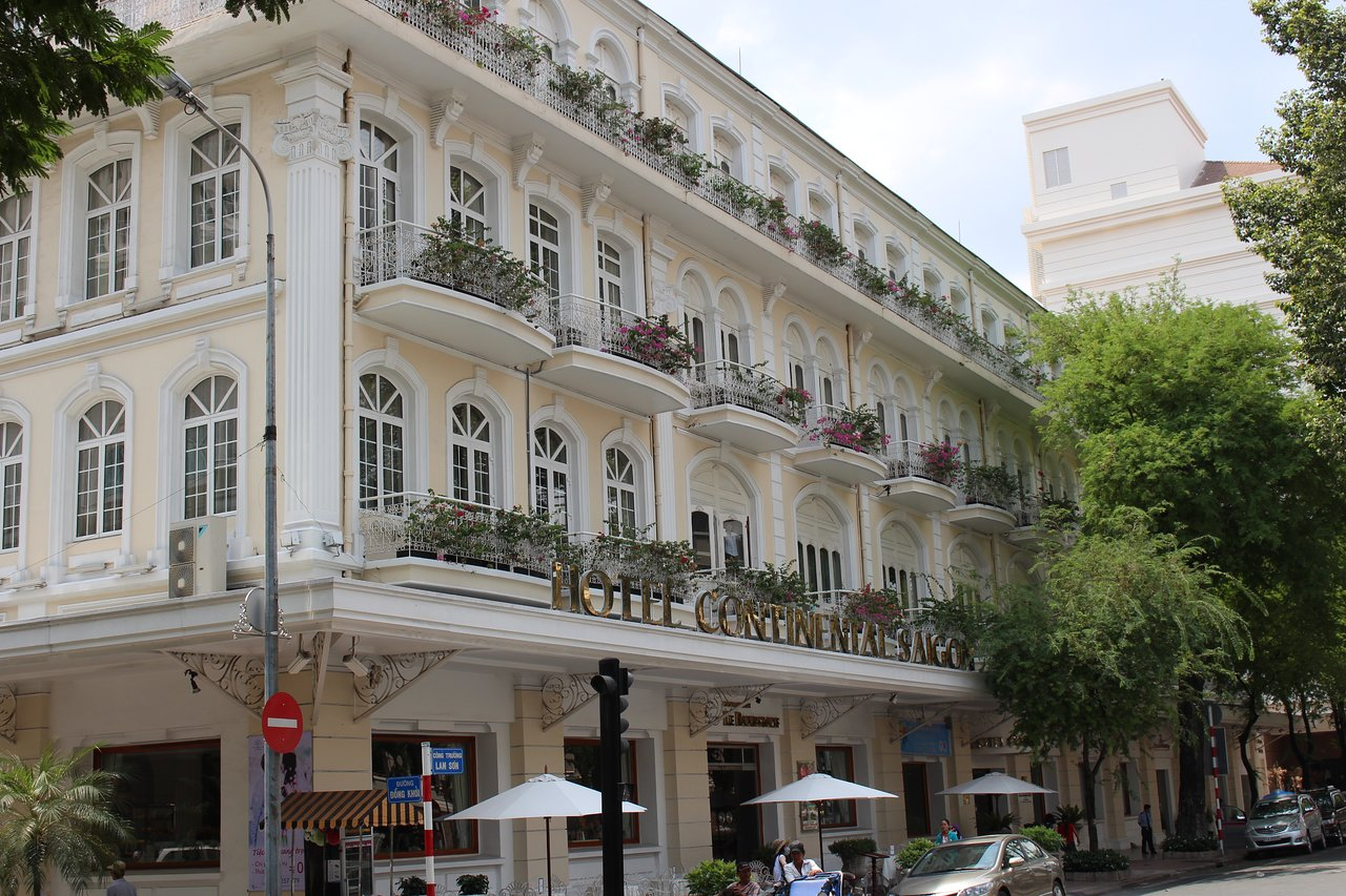 Continental Hotel Hotel Continental Saigon Updated 2019 Prices Reviews And
