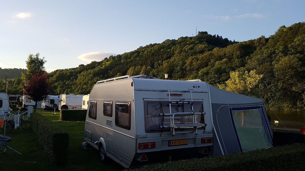 Camping Du Barrage Campground Reviews Rosport Luxembourg Tripadvisor