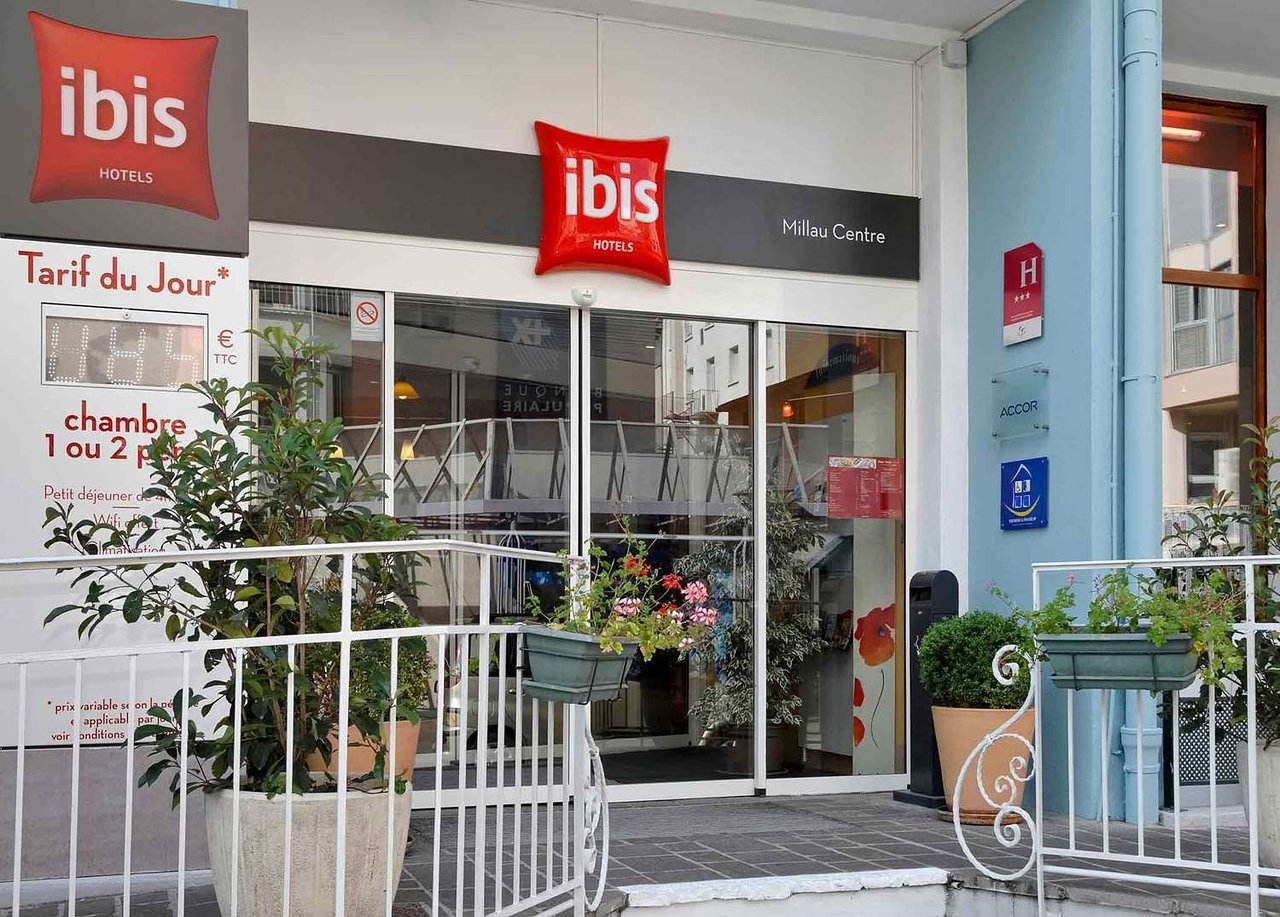 Office De Tourisme De Millau Ibis Millau France Aveyron Updated 2019 Prices Hotel