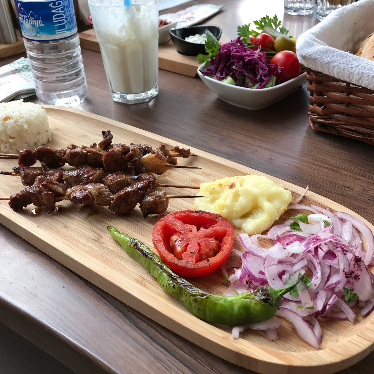 Eko Cuisine Harmancik Eko Turizm Tesisleri Lodge Reviews Turkey Tripadvisor