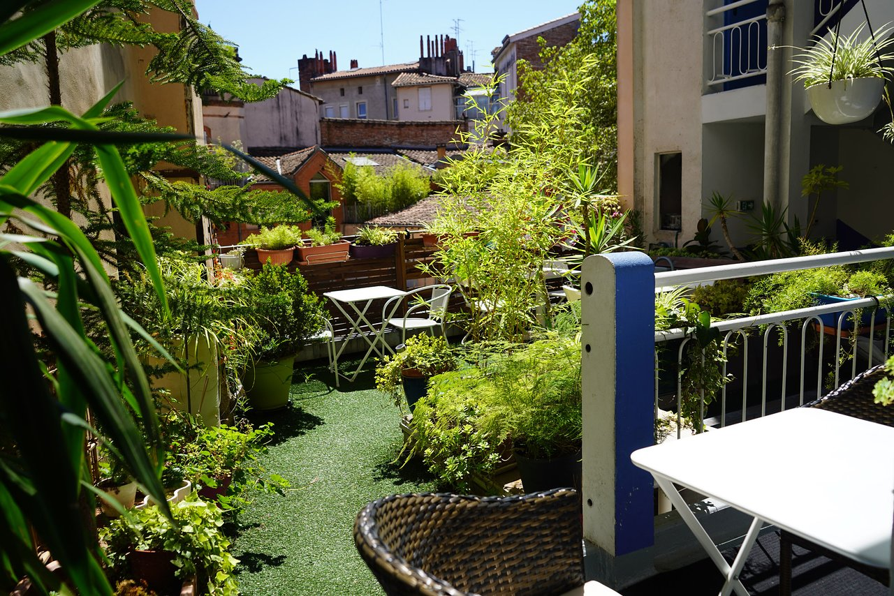 Terrasse Toulouse Hotel Croix Baragnon C 103 C 91 Updated Prices Reviews