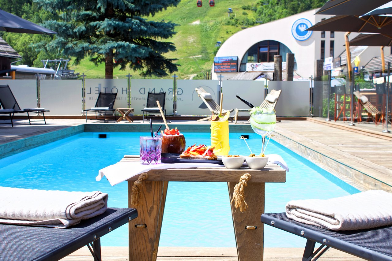 Hotel 4* Serre Chevalier Le Grand Hotel Spa Nuxe 117 132 Updated 2019 Prices