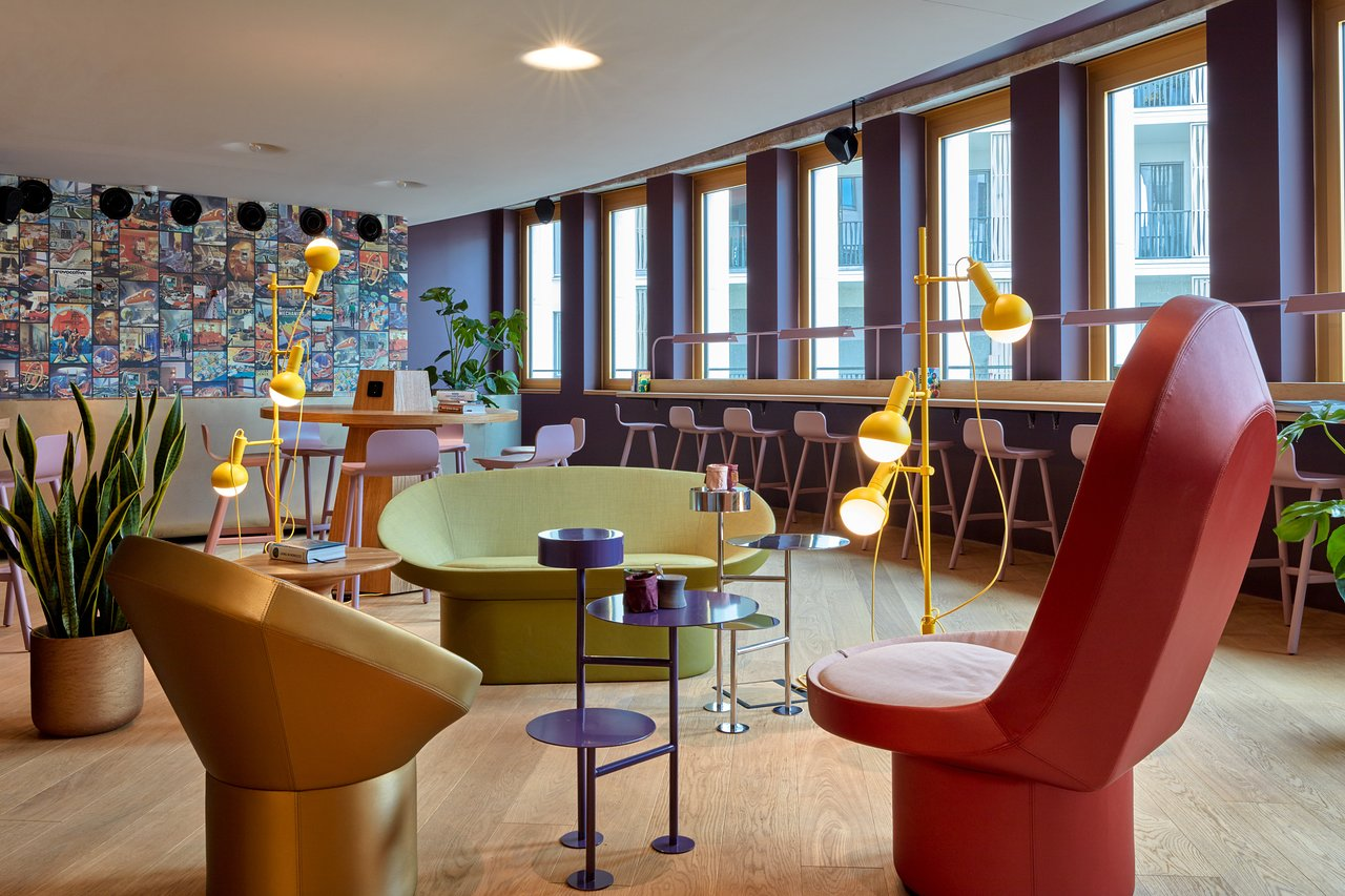 Hotels In Keulen Met Zwembad 25hours Hotel The Circle Keulen Duitsland Foto S Reviews En