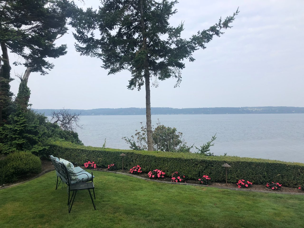 Camano Island State Park Weather Sea Mist Waterfront Inn 159 226 Updated 2019 Prices