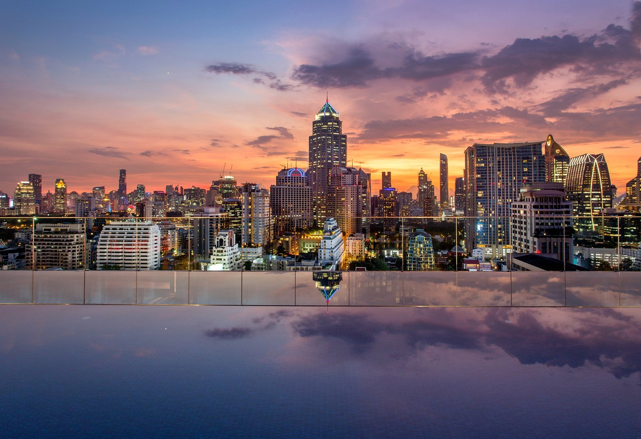 Hotel Bangkok Zwembad The 10 Best Bangkok Hotels With A Pool Of 2019 With Prices