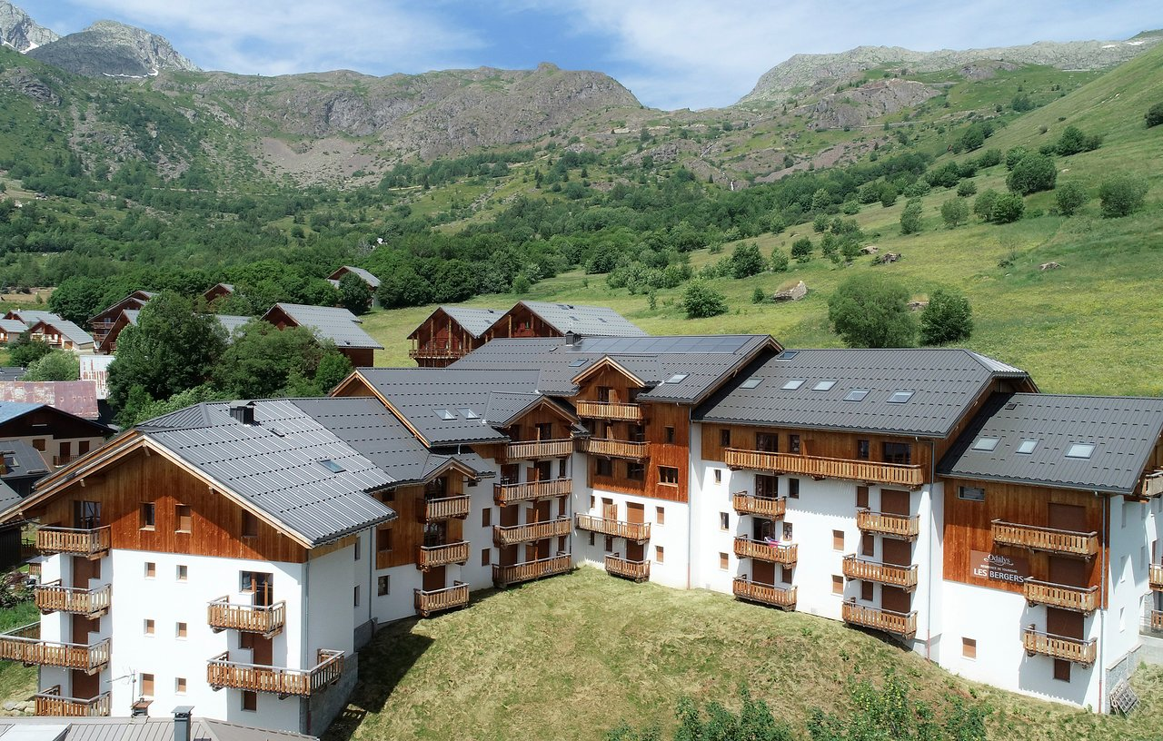 Office Du Tourisme Saint Sorlin D Arves Residence Odalys Les Bergers Updated 2019 Prices Apartment